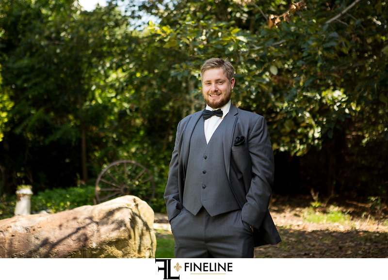 groom FINELINE weddings Greensburg PA