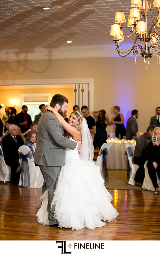 Indiana Country Club wedding reception photos- FINELINE weddings PA