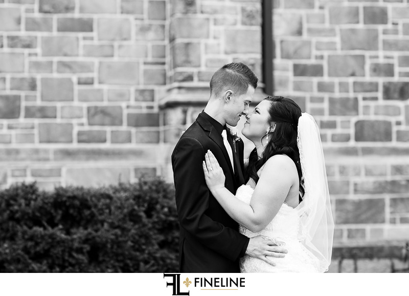 n Church-Greensburg, PA wedding ceremony- FINELINE