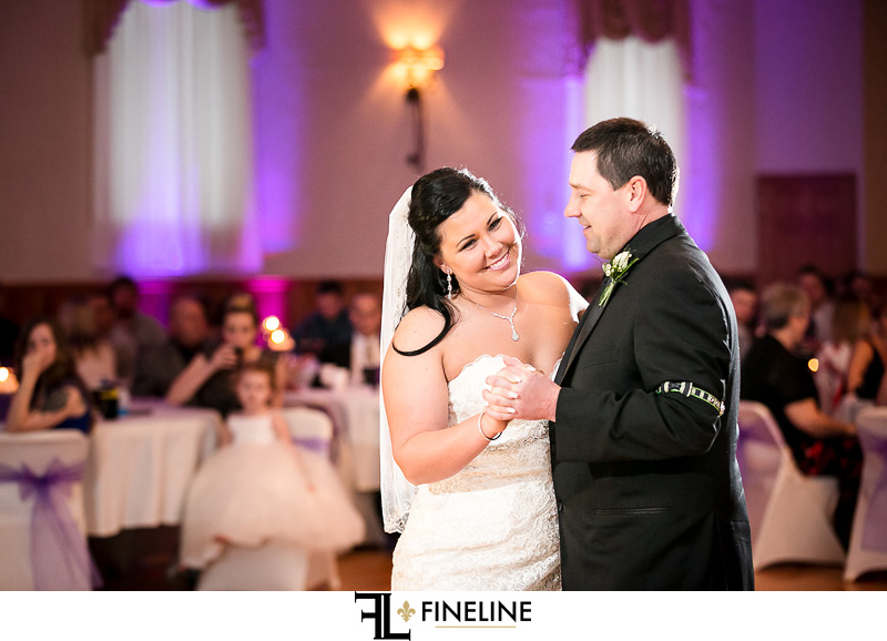 Marian Hall Crabtree PA Wedding Reception | Kala and Jordan- FINELINE Wedding photography