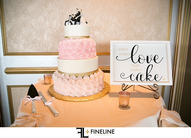 motorcycle cake topper