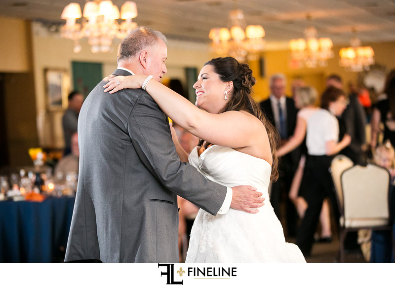 Wedding Reception, Ferrante's Lakeview, Greensburg Wedding Photography FINELINE
