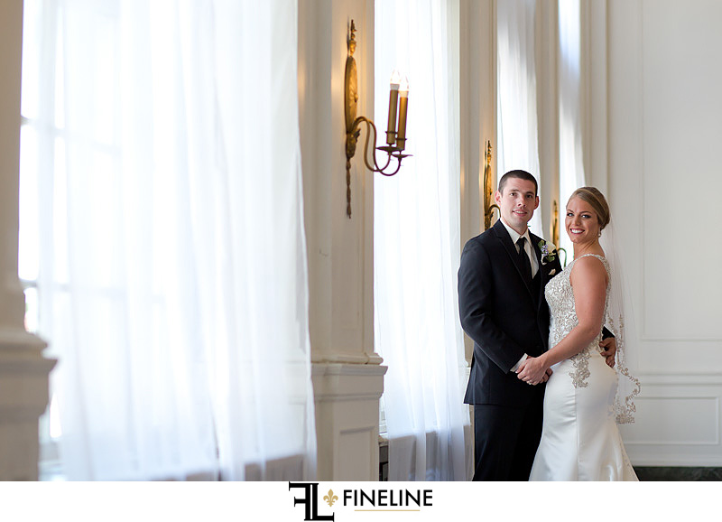 George Washington Hotel Washington PA FINELINE Wedding