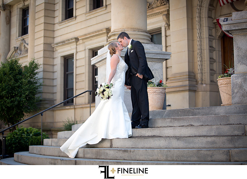 George Washington Hotel Washington PA FINELINE Weddings