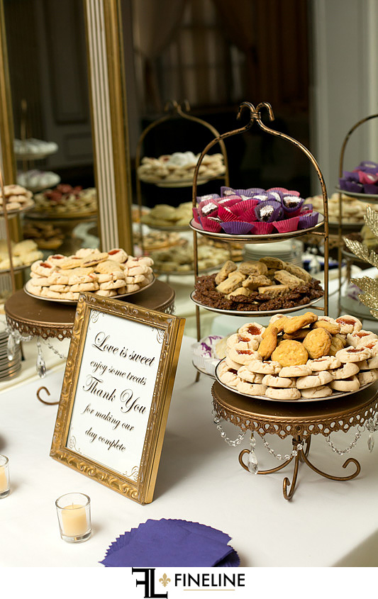 George Washington Hotel Washington PA FINELINE Weddings pittsburgh cookie table