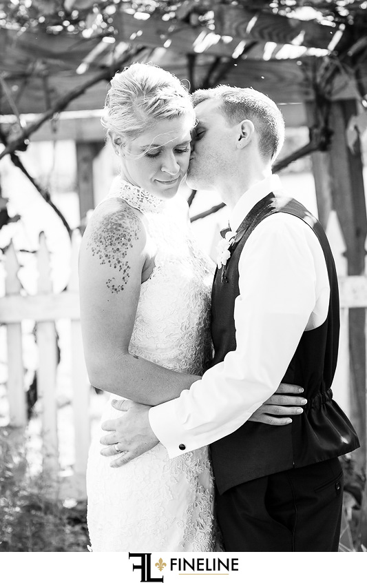 Wedding at West Overton Barn, Scottdale PA FINELINE weddings Greensburgh PA bride and groom black and white photography