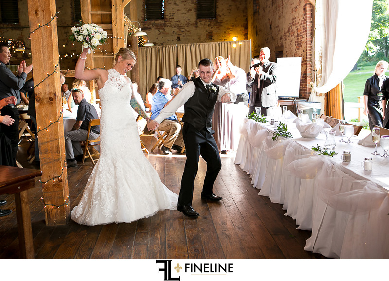 Wedding at West Overton Barn, Scottdale PA FINELINE weddings Greensburgh PA