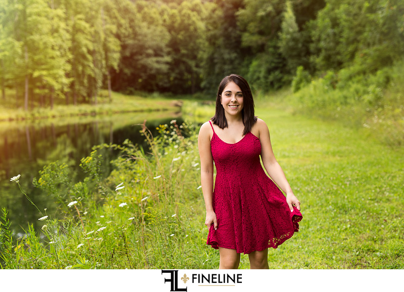 greensburg senior photos photographer