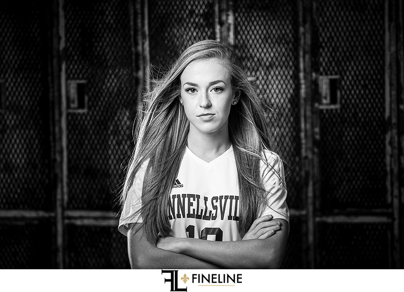 connellsville senior photographer