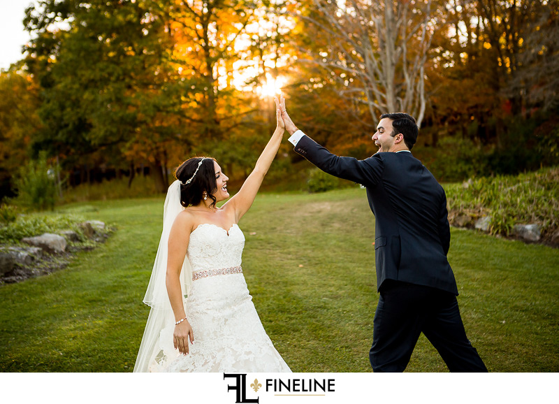 high five for marriage