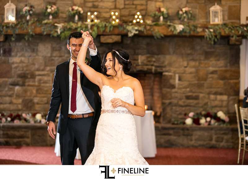 Hidden Valley fall wedding FINELINE weddings Greensburg PA
