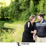 FINELINE Studio Engagement Pictures | Kayla and Rooney