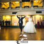 Soldiers and Sailors Wedding Reception | Victoria and Shawn