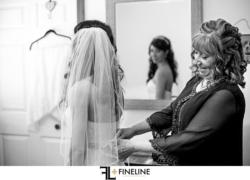 Springdale VFW Wedding Reception photography -FINELINE weddings