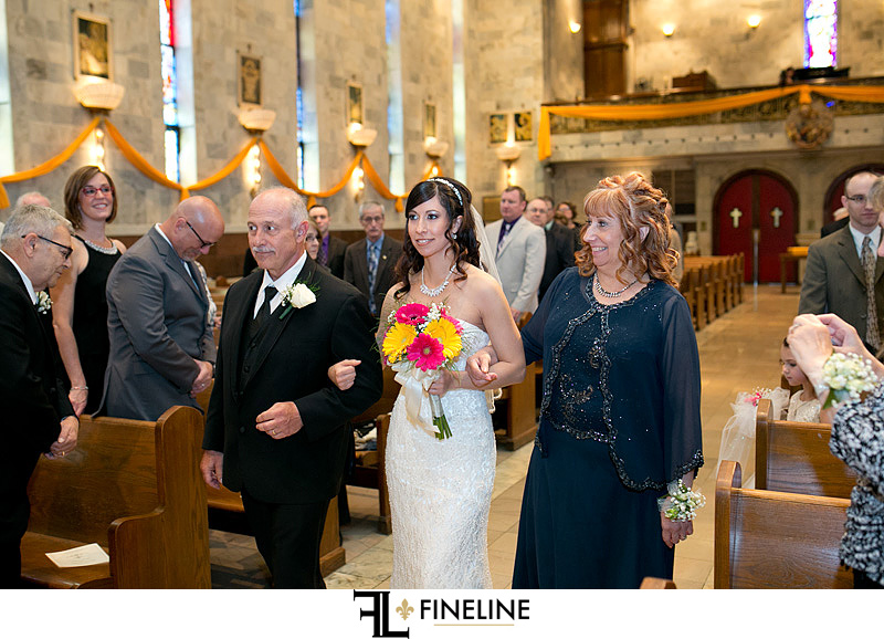 Mount Saint Peters Church Wedding photography -FINELINE weddings
