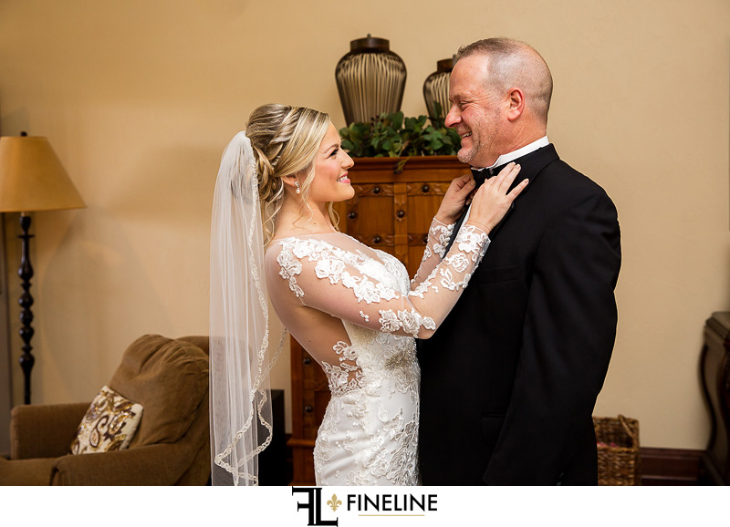 father on the bride