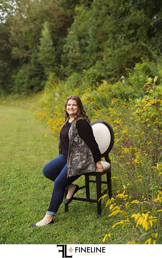 southmoreland high school senior photographer