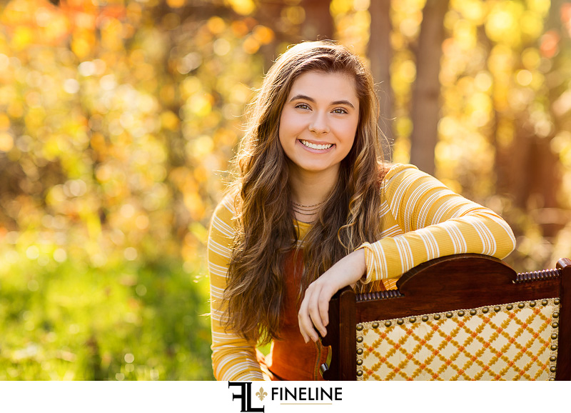 greensburg high school senior portraits