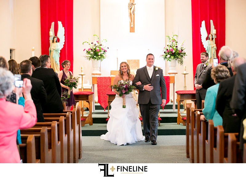 St. James Church New Alexandria photos by FINELINE weddings Greensburg PA