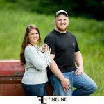 FINELINE Studio Engagement Pictures | Hannah and Cameron