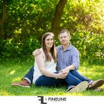 North Park Engagement Pictures | Sarah and Sean