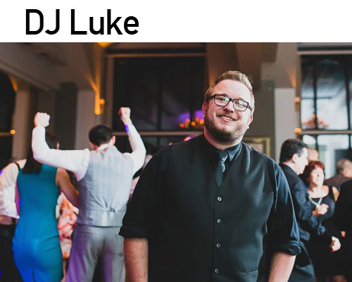 pittsburgh wedding dj greensburg pa professional service luke reception