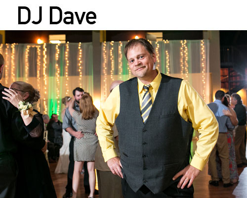 pittsburgh wedding dj dave