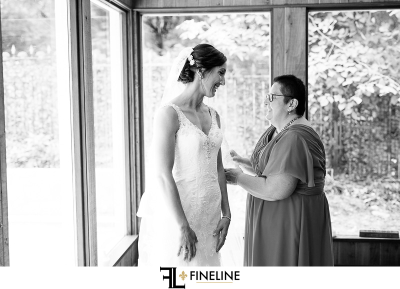mother of the bride photo by FINELINE Weddings Greensburg, PA