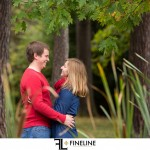 twin lakes engagement session
