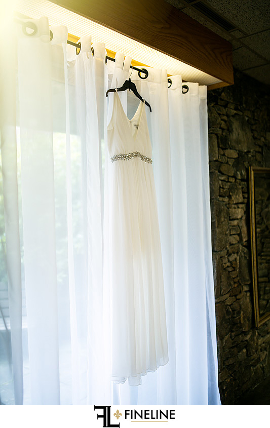 wedding dress FINELINE weddings Greensburg PA