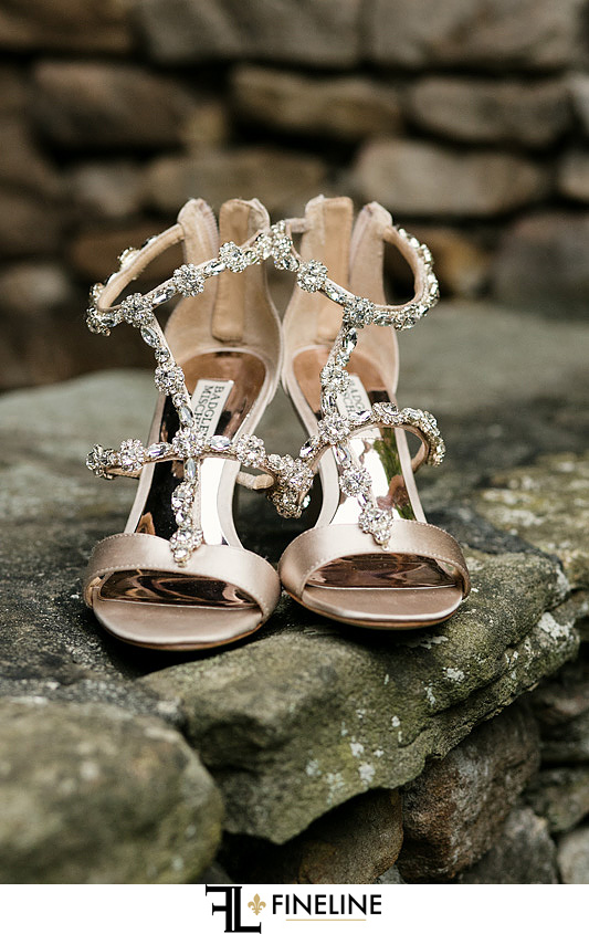 wedding shoes FINELINE weddings Greensburg PA