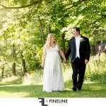 pregnant bride FINELINE weddings Greensburg PA