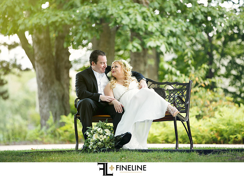 bride and groom Hidden Valley Resort FINELINE weddings Greensburg PA
