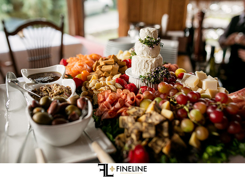 food Hidden Valley Resort FINELINE weddings Greensburg PA