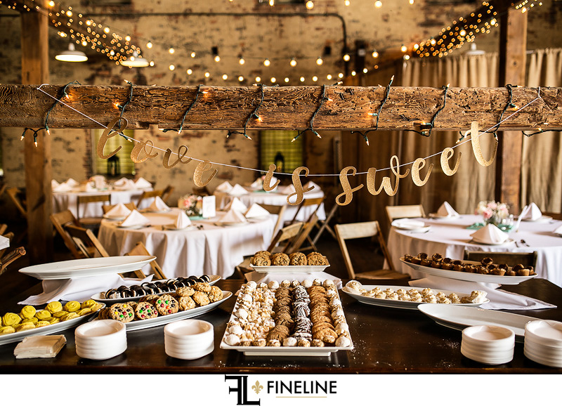 Wedding at West Overton Barn, Scottdale PA pittsburgh cookie table