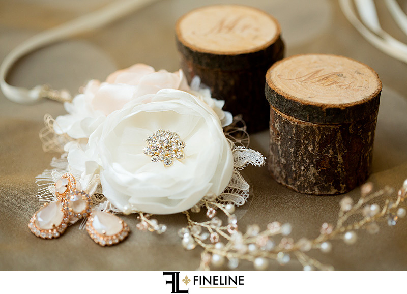 wedding ring boxes photo by FINELINE Weddings Greensburg, PA