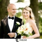 Latrobe Country Club Wedding photo by FINELINE Weddings Greensburg, PA