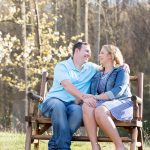 engagement photos by greensburg photographer