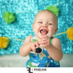 Caleigh's 9 Month Session - FINELINE Pictures