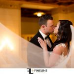 Omni William Penn Hotel Wedding Reception photo by FINELINE Weddings Greensburg PA