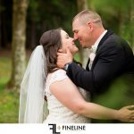 bride and groom pictures by FINELINE weddings Greensburg, PA