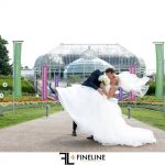 FINELINE Weddings -Phipps Conservatory Wedding Reception | Ashley & John