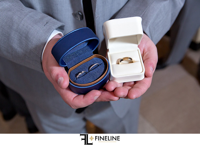 rings bridal bands for bride and groom