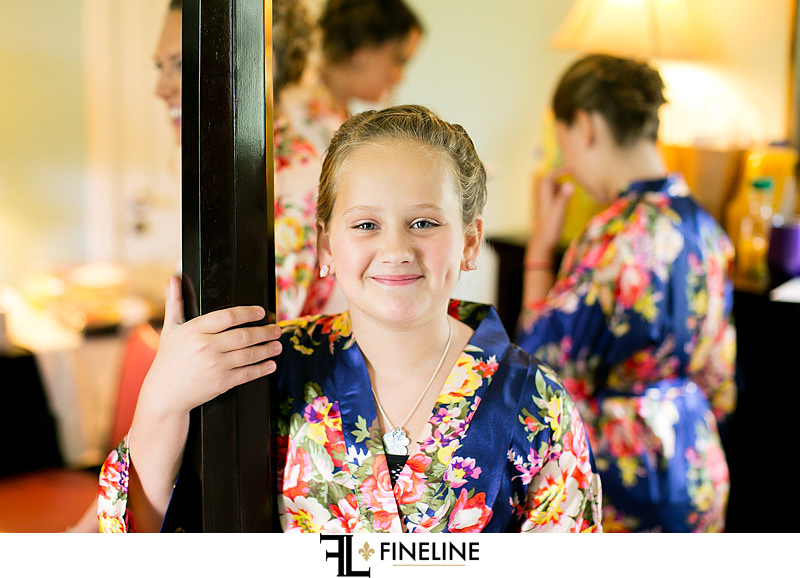 daughter of the groom photo by FINELINE weddings Greensburg, PA