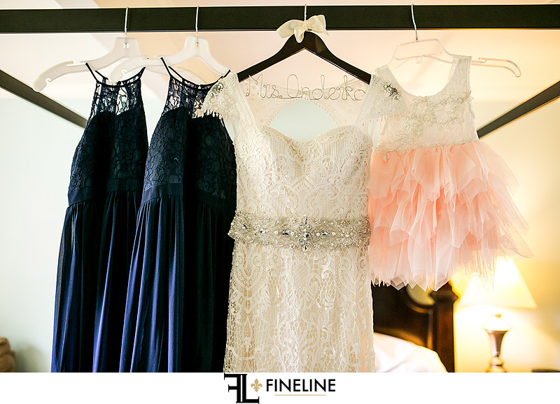 jr bridesmaid dresses and flower girl photo by FINELINE weddings Greensburg, PA