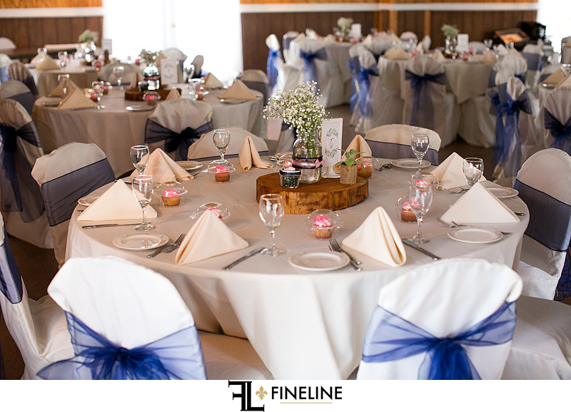 blue and pink Ligonier Country Inn Wedding Bridal Party photo by FINELINE weddings Greensburg, PA