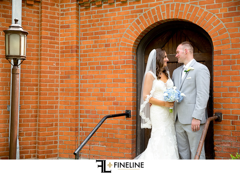 Saint Vencent Basilica Wedding Ceremony photo by FINELINE Weddings Greensburg, PA