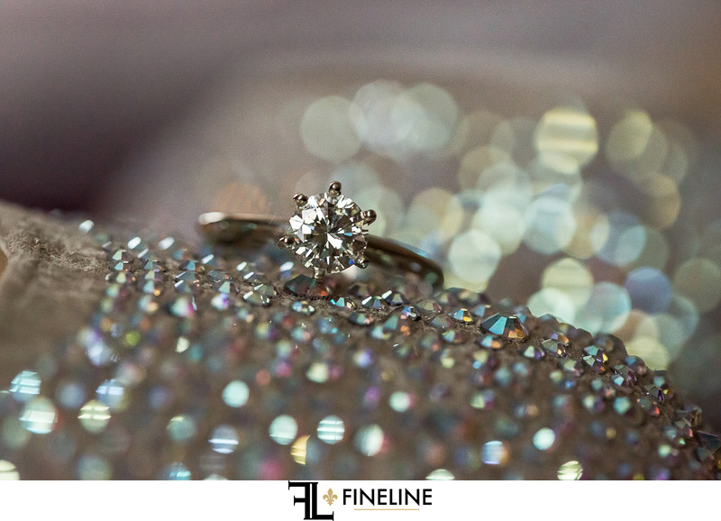 wedding ring bling