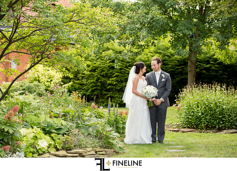 Saint Vincent Basilica Wedding  photo by FINELINE Weddings Greensburg, PA