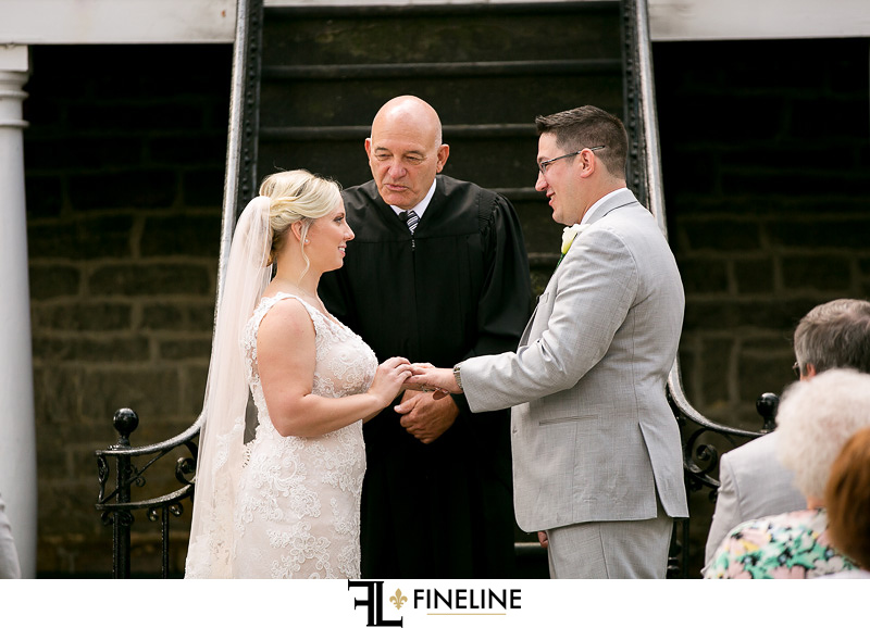 rings FINELINE weddings Greensburg PA
